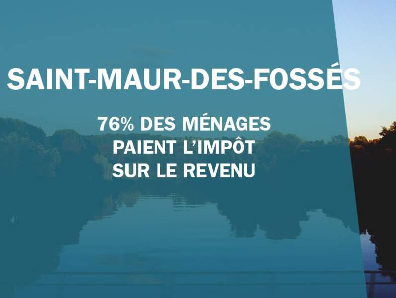 Saint-Maur-des-Fossés (94 100)
