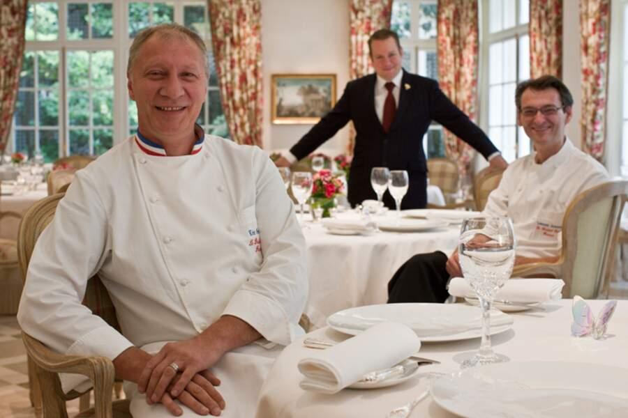 Bristol : un chef triple étoilé