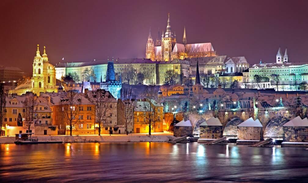 """Prague (République Tchèque) : """"une cité à taille humaine, avec les avantages d'une capitale et l'ambiance d'un gran"""