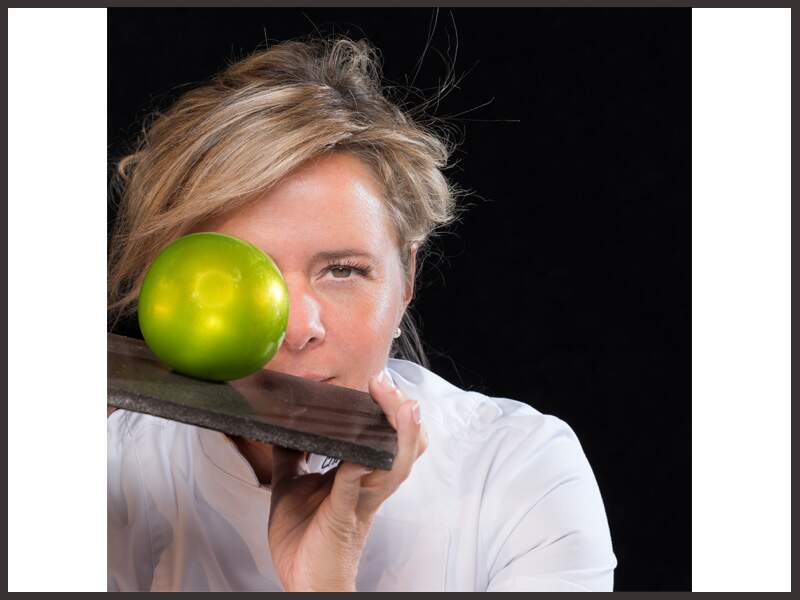 Christelle Brua, la pâtisserie trois étoiles