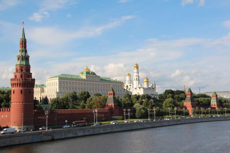 Les atouts et les handicaps du géant russe