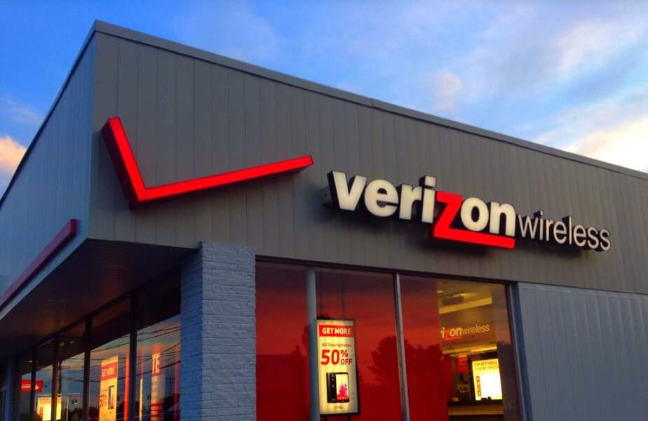 N°7 : Verizon