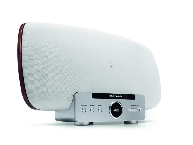 La meilleure enceinte sans fil haut de gamme : Marantz Consolette