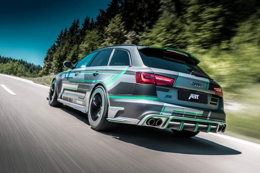 Audi RS6-E - 6