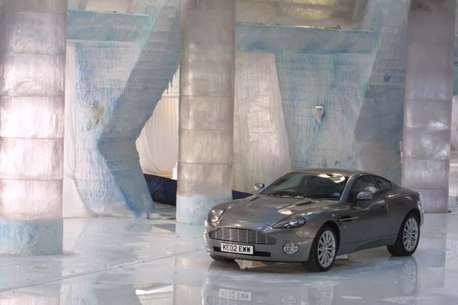 Aston Marton Vanquish