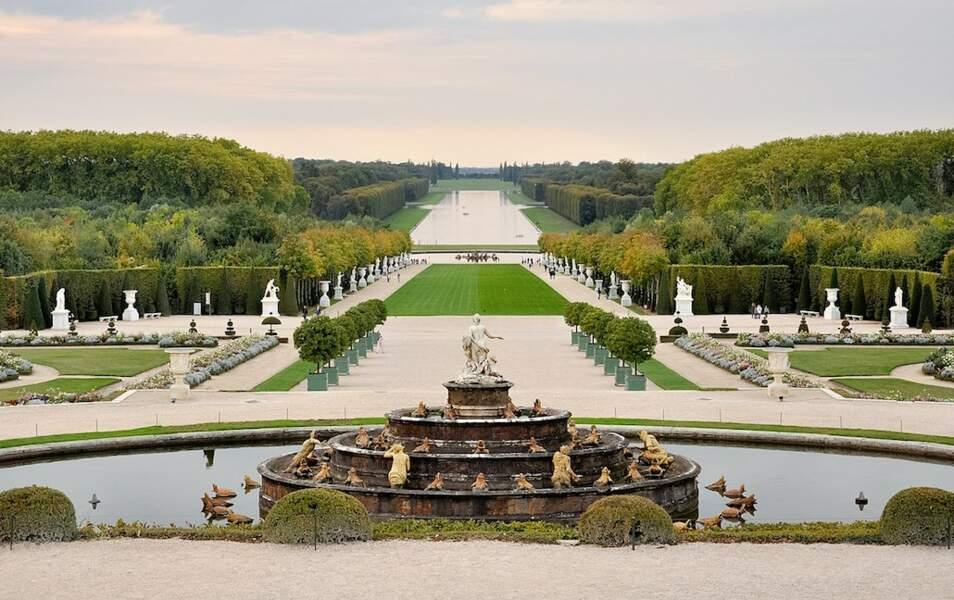 5.Versailles Saclay