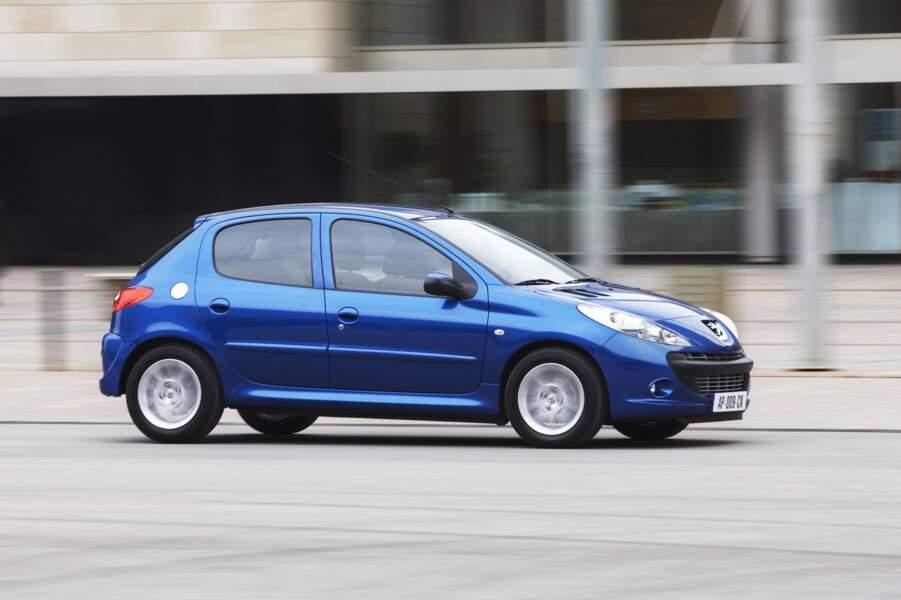 Peugeot 206/206 +