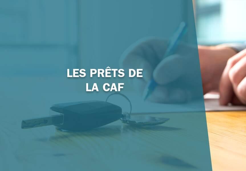 4- Les prêts de la CAF