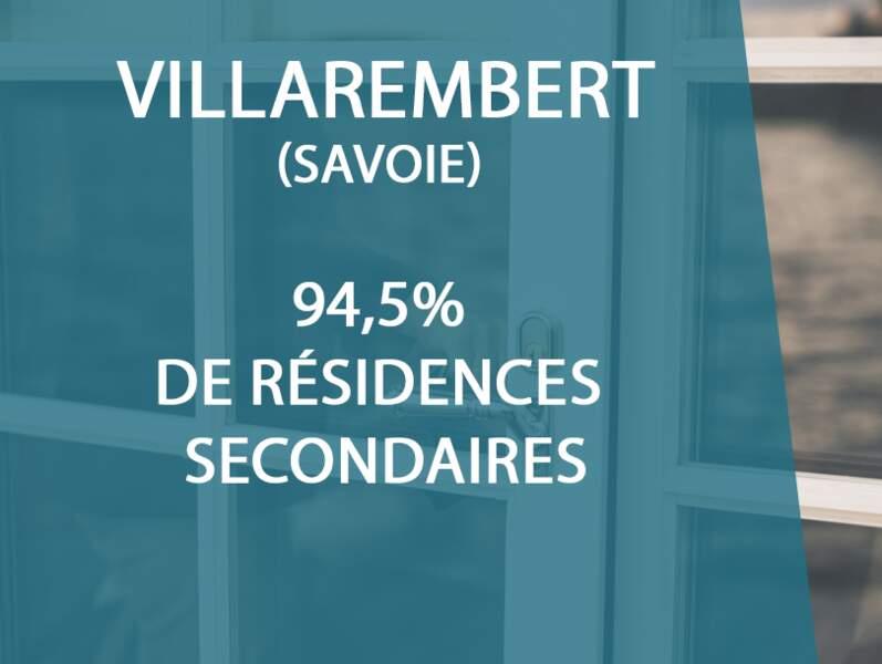 Villarembert