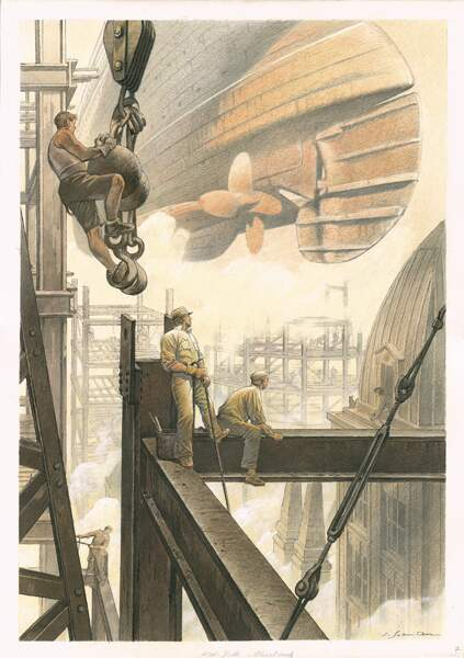 François Schuiten, illustration