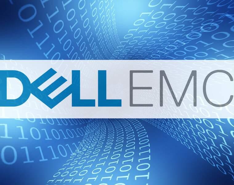 3ème : Dell-EMC