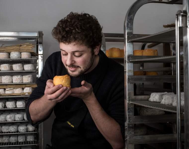 Faire son trou dans le fromage