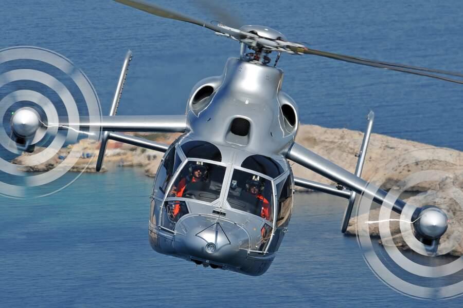 Le X3, le concept hybride d'Eurocopter