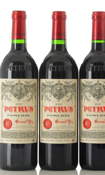 Petrus 2001 : le roi des pomerol est bon dès maintenant