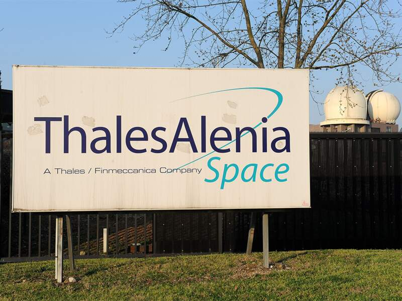 Thales Alenia Space, Cannes (06)