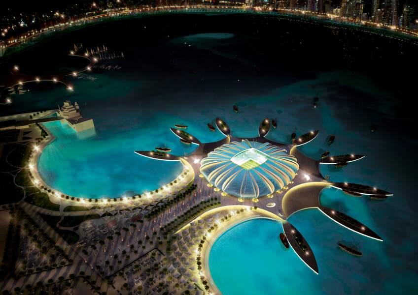 Le Port Stadium de Doha (Qatar) : un stade à 1 milliard pièce !