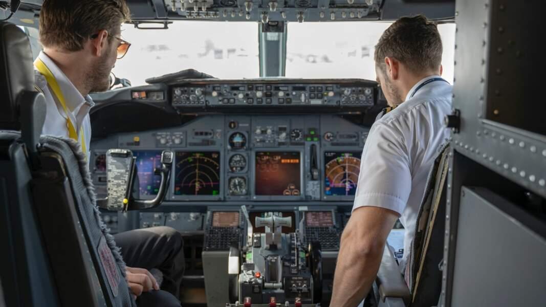1. Les pilotes d'avion : un faible nombre d'heures de vol