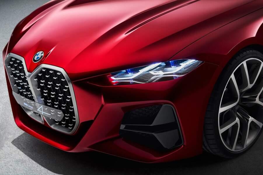 BMW 4 Concept
