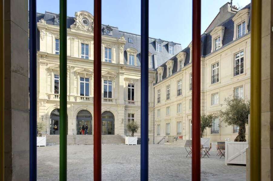 Le siège de Google, au 8 rue de Londres (Paris 8)