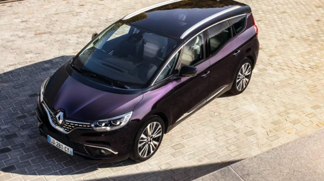N°20 : Renault Scénic