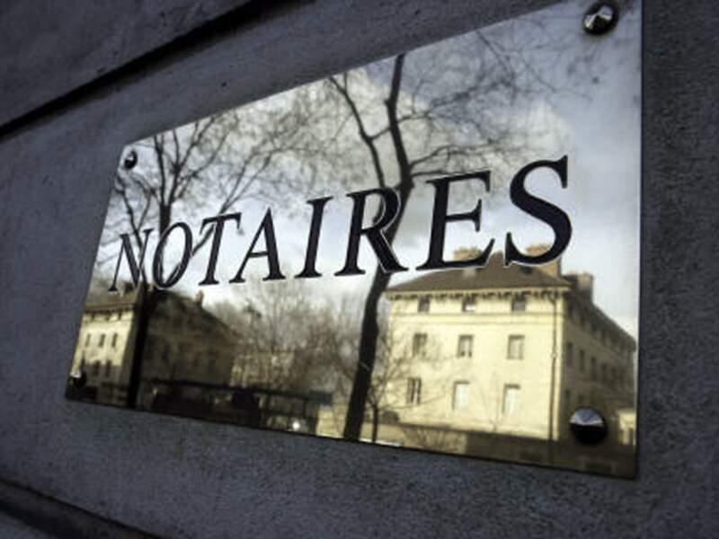 Accusés : deux notaires (Patrice Bonduelle et Jean-Michel Normand) et un infirmier (Alain Thurin)