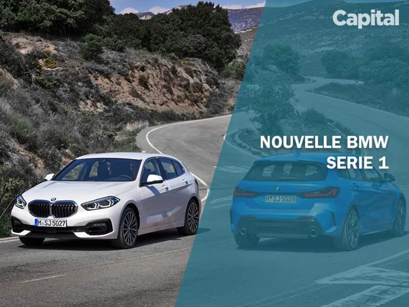 Découvrez la troisième génération de BMW Série 1