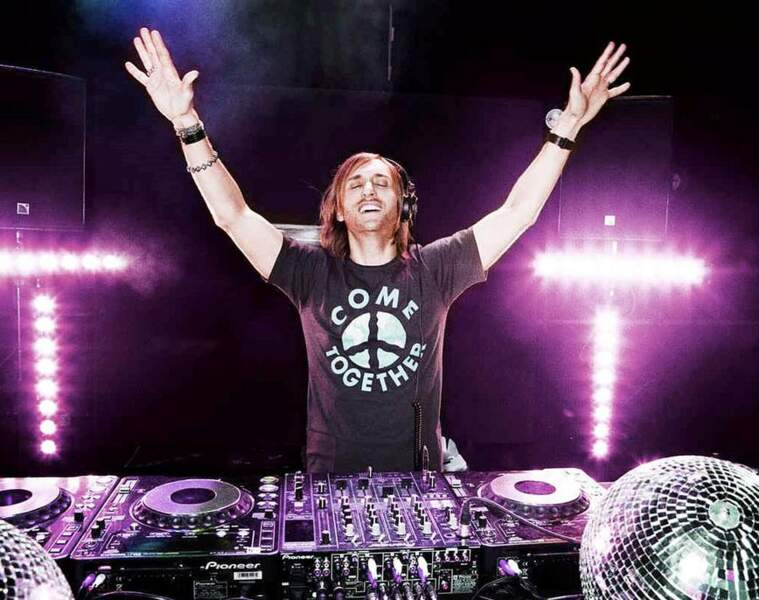 "N°1 David Guetta - ""This one's for you"""