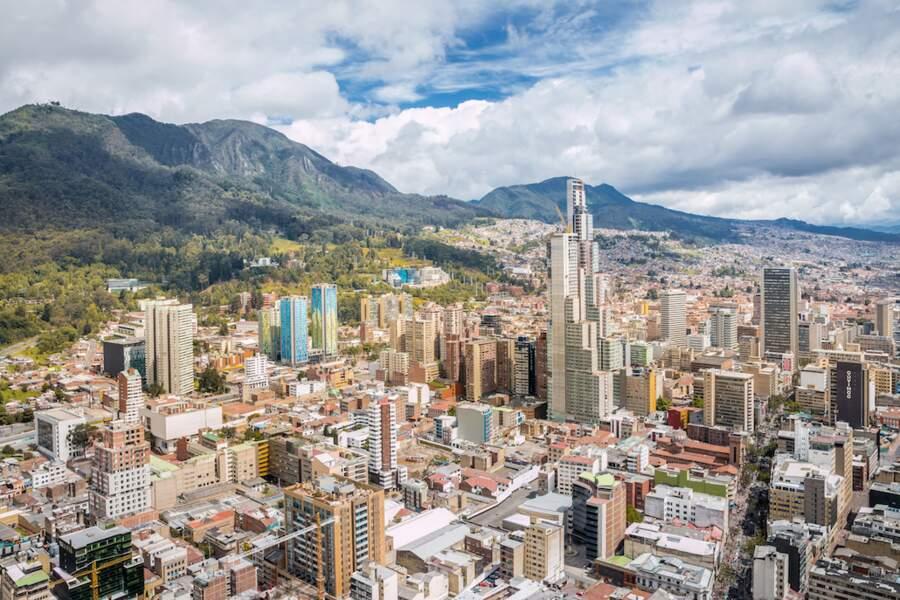 Bogota (Colombie) : l'insécurité y a diminué