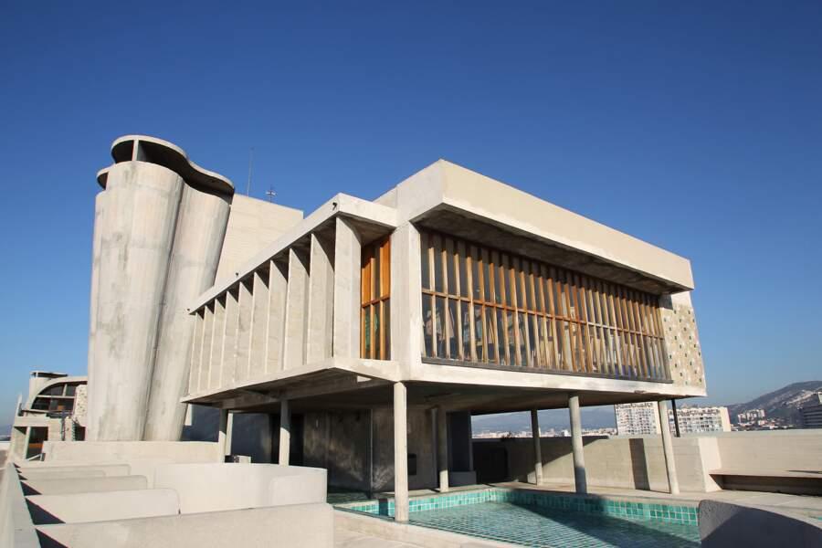 L'oeuvre de l'architecte Le Corbusier