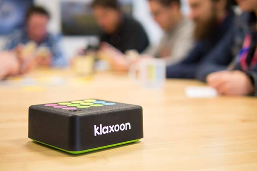 Klaxoon : la box pour rendre les formations interactives