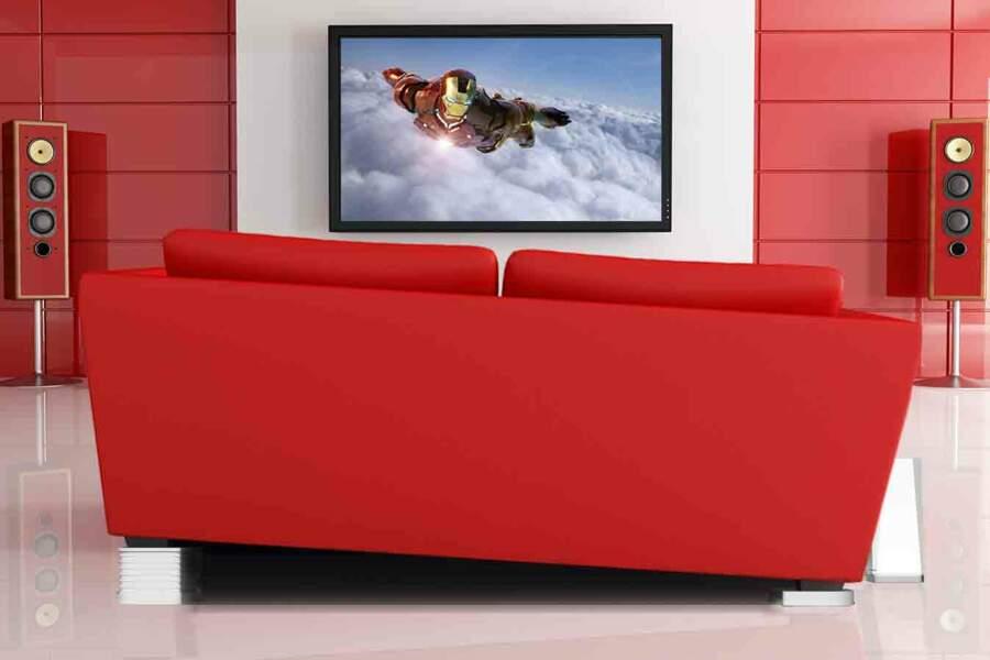 Immersit : un canapé dynamique pour des séances télé plus vraies que nature
