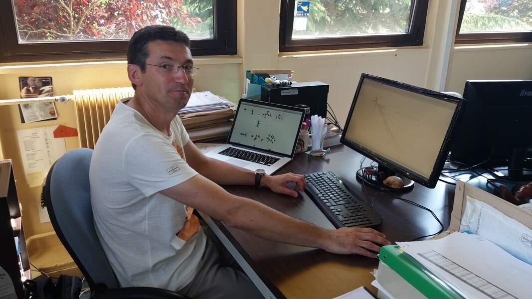 Vincent Leigne aime les extrêmophiles - au Mans