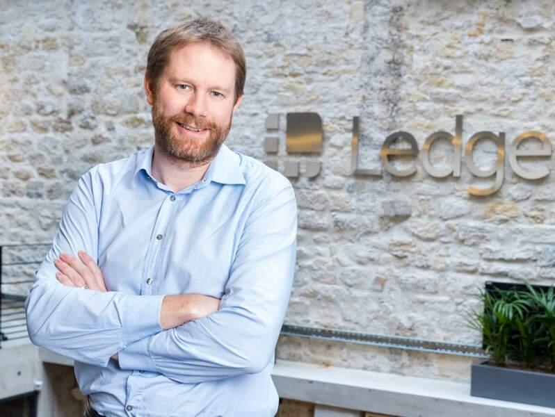 Éric Larchevêque : il veut simplifier l'usage des cryptomonnaies