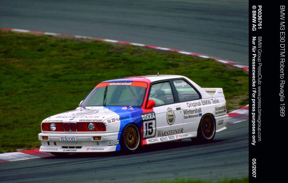 BMW M3 : la berline survitaminée