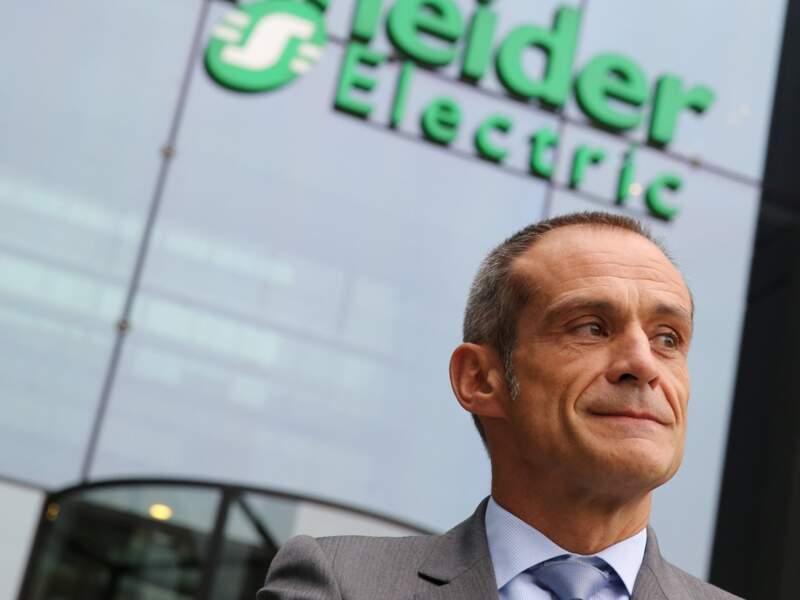 Le CV de Jean-Pascal Tricoire, P-DG de Schneider Electric