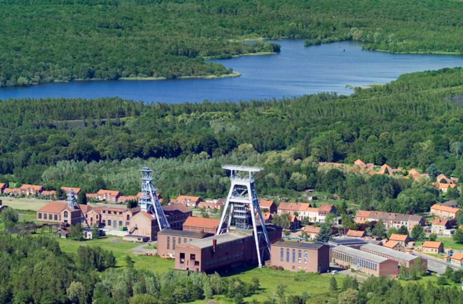 Le bassin minier du Nord-Pas de Calais