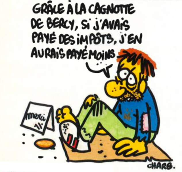 Le ministre des Finances Christian Sautter camoufle le montant de sa cagnotte (janvier 2000)