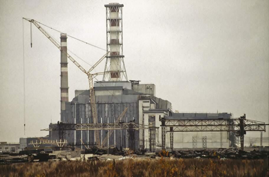 26 AVRIL 1986 : Explosion du réacteur 4 de la centrale de Tchernobyl en URSS