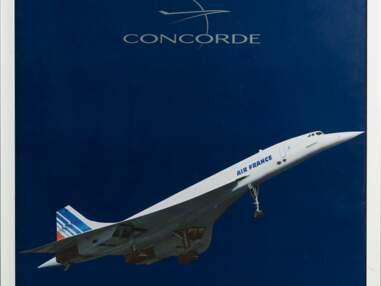 Ces pièces du Concorde vendues aux enchères