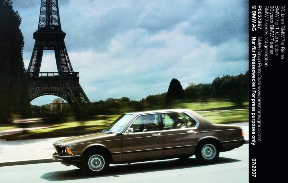 BMW Série 7 : une référence dans le très haut de gamme