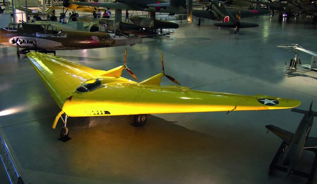 Northrop N-1M : la première aile volante