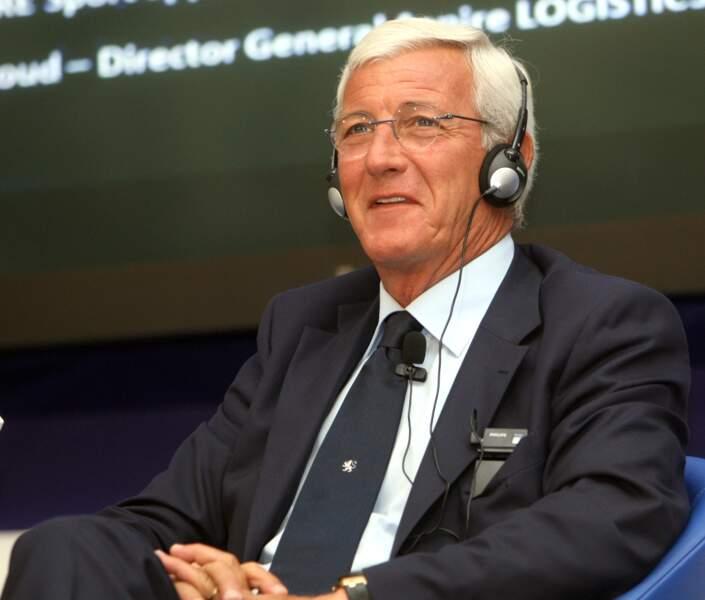 2.Marcello Lippi (italien) : 23 millions d'euros
