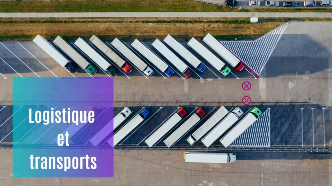 Logistique, Transports