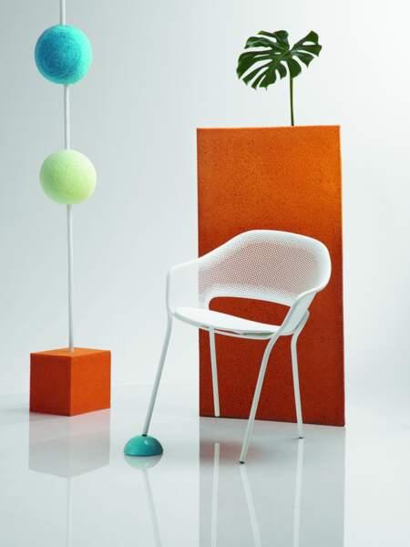 Fermob (mobilier de jardin) : on s'arrache sa chaise en fer
