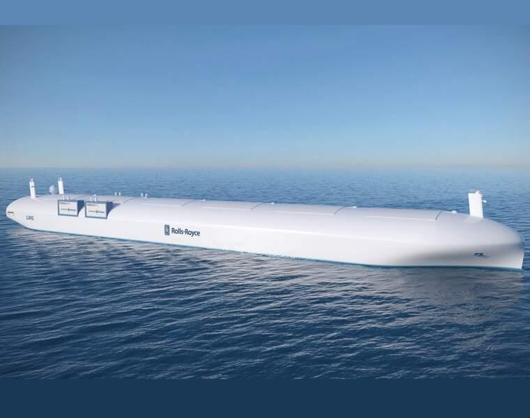 Les navires autonomes consommeront moins de carburant