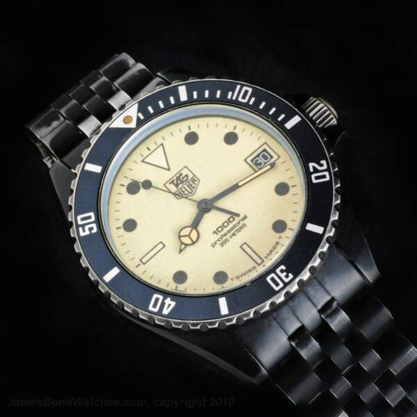 400 euros : TAG Heuer Professional Night Dive