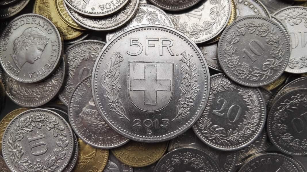 Le franc suisse