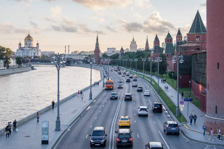 #2 : Moscou