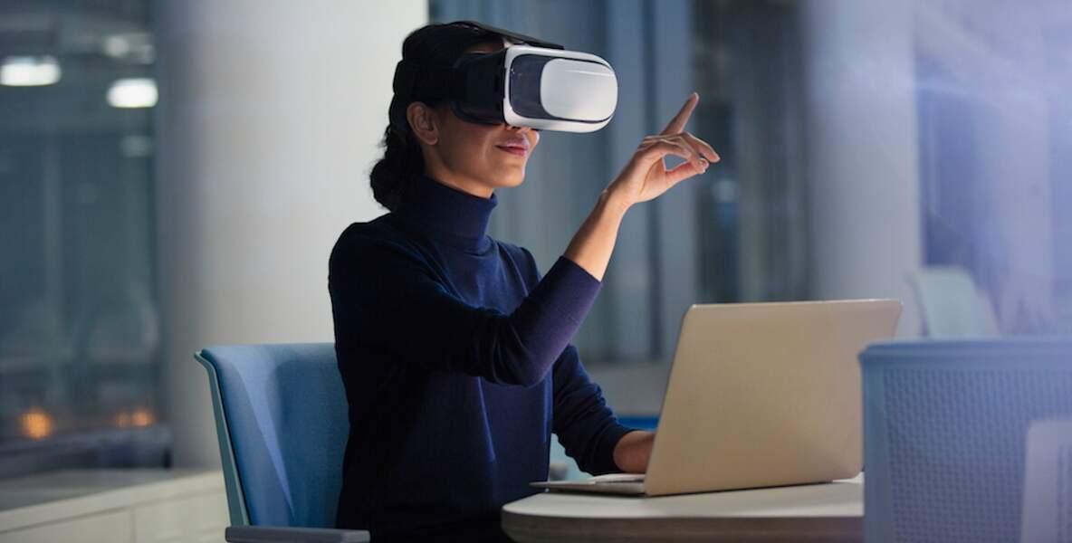 Je travaille dans l'audiovisuel et je souhaite me former à la réalité virtuelle