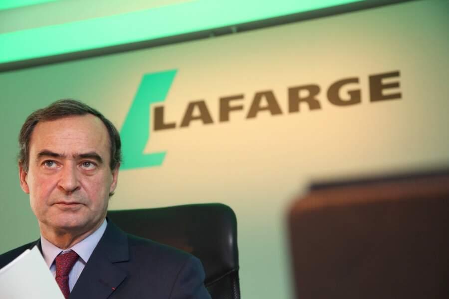 Bruno Lafont (Lafarge)